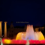Spain – Magical Fountains of Montjuic